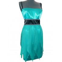 Rochie de seara de culoare verde Amberly